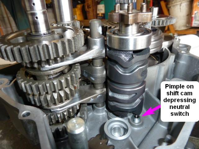 TTR250 bottom end engine strip and rebuild