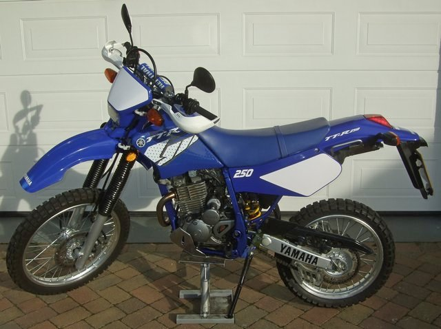 Sold sold sold immaculate ttr250 ttr250 for 2004 yamaha ttr250