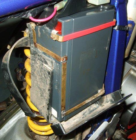 The Blogger: Maintenance Tip Yahama TTR 250